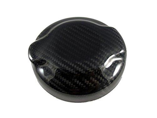 (Dry Carbon Fiber Gas Fuel Cover for MINI COOPER S F55/F56 2014)