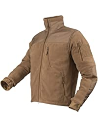 Amazon.com: Brown - Fleece / Jackets & Coats: Clothing, Shoes ...