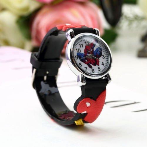 RioRand-Marvel-Cartoon-Child-Boys-Kids-Analog-Quartz-Wrist-Watch-Rubber