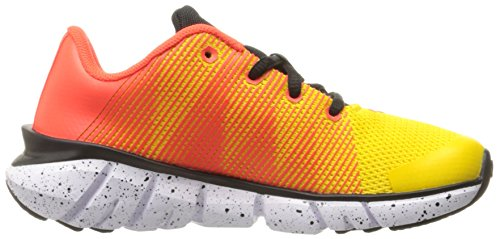 Under Armour chicos Pre escuela X Nivel scramjet Taxi/Phoenix Fire/Black