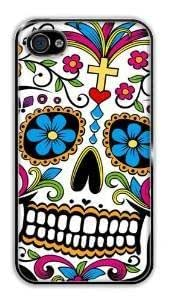 Sugar Skull for iPhone 5 Case (Same As Picture)