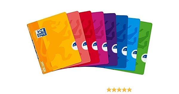 Oxford Openflex 400073338 - Pack de 10 libretas grapadas de tapa ...