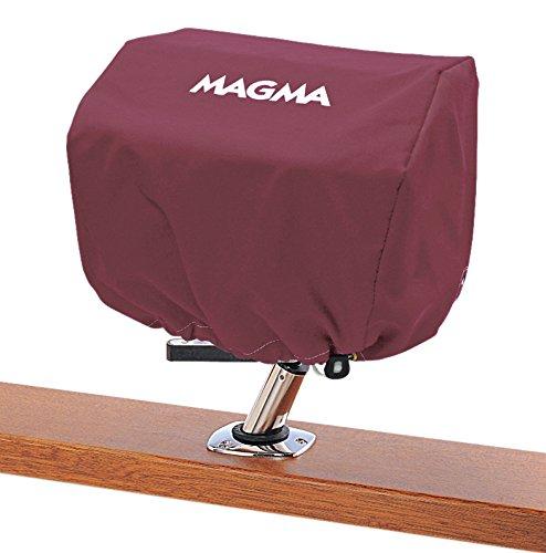 Magma A10–890bu Schutzhülle für Grill mit 9x 12Zoll rechteckig Grillen Oberfläche–Burgund