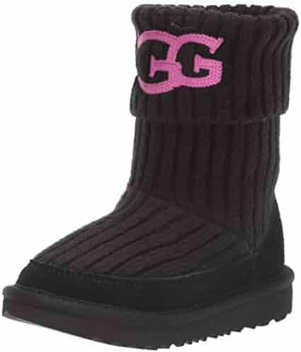 UGG Kids Knit Fashion Boot
