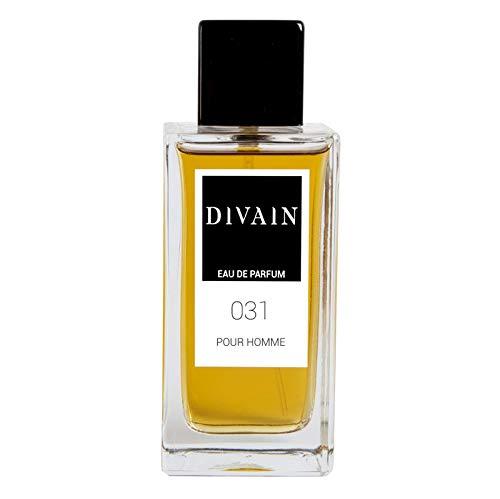 DIVAIN-031 / Similar a Agua Fresca de Adolfo Dominguez/Agua de perfume para hombre, vaporizador 100 ml: Amazon.es: Belleza