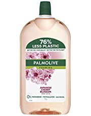 Palmolive Foaming Hand Wash Soap Japanese Cherry Blossom Refill and Save 0 percentage Parabens Dermatologically Tested Recyclable Packaging 1L