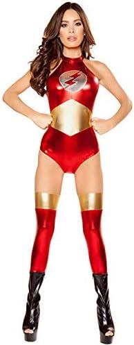 Halloween Superman Cosplay Uniforme, Mujer Maravilla Flashman ...