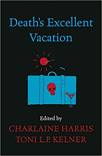 Image result for death's excellent vacation book cover