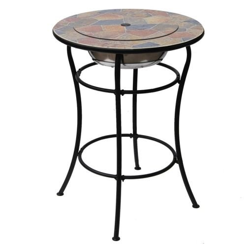 Deeco DM-13002H Rock Canyon Classico Bar Table (Deeco Rock)