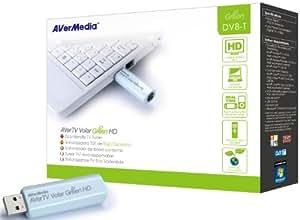 Aver Media AVerTV Volar Green HD - Sintonizador de TV (DVB-T, H.264, USB, 256 MB)