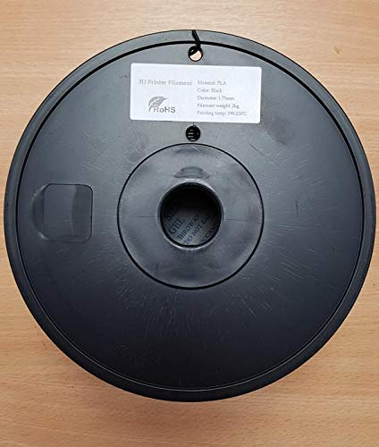 TECHNOLOGY OUTLET PREMIUM PET-G FILAMENT (1.75mm) 2KG (BLACK)