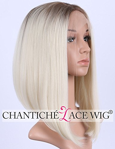 Chantiche Platinum Lace Synthetic Wig