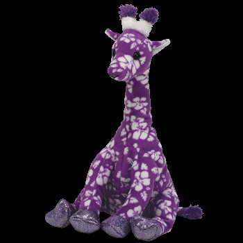 TY Beanie Baby - SUNNIE the Giraffe   -MWMTs Stuffed Toy