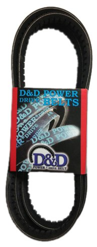 """D&D PowerDrive 910343 OMC Outboard Marine Corp Replacement Belt, 15, 1 -Band, 42.07"""" Length, Rubber"""