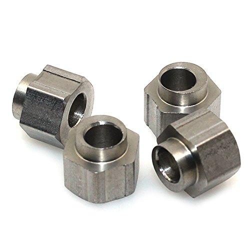 MYAMIA 10Pcs 5Mm Alé sage Excentrique Entretoises pour V Roue Aluminium Extrudeuse Imprimante 3D Reprap