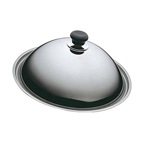 Scanpan Classic 11-Inch Stainless Cover
