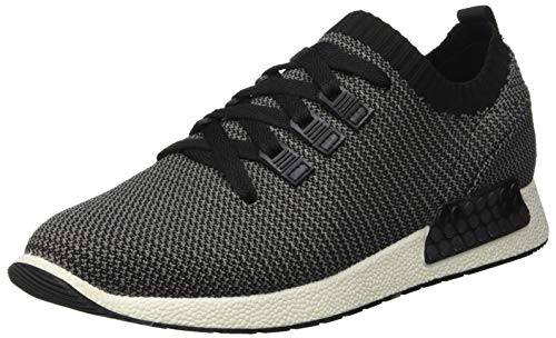 BATA 8396147, Sneaker Infilare Uomo Grigio (Grigio 6)