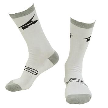 AXO Next Crew Socks 20003-00-620 White, Small//Medium