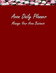 Avon Daily Planner: Manage Your Avon Business by Victoria Sheffield (2015-08-04)