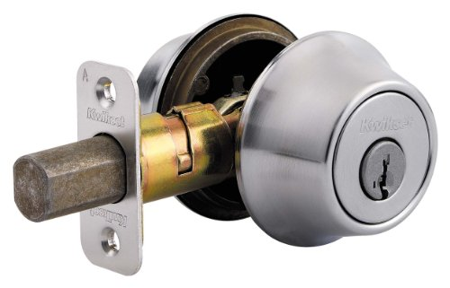 Kwikset Double Cylinder Deadbolt SmartKey