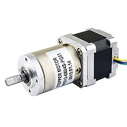51:1 Planetary Gearbox Nema 14 Stepper Motor Printer Camera Robotics DIY CNC