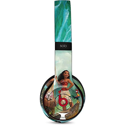 Disney Moana Boat Vinyl Decal Skin Beats Solo 2 Wireless