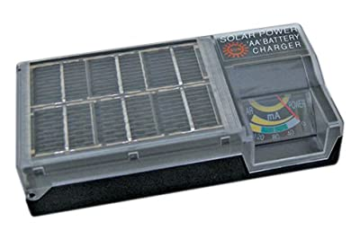 """Sunforce 82883 Solar """"AA"""" Battery Charger"""