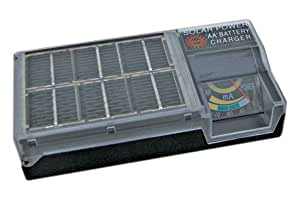 "Sunforce 82883 Solar ""AA"" Battery Charger"