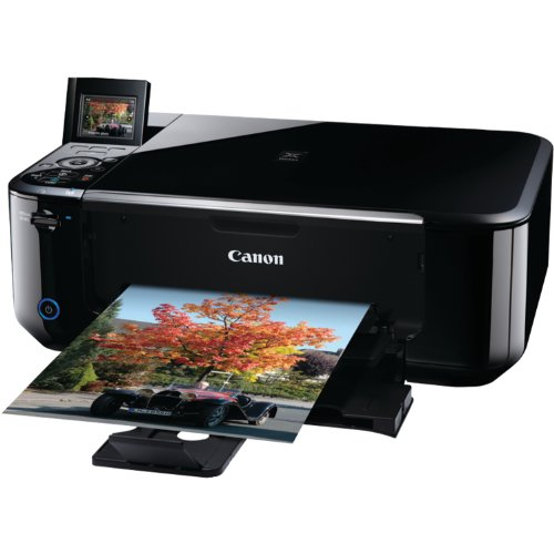 Jet Basic Unit (Canon PIXMA MG4120 Wireless Inkjet Photo All-In-One (5290B002))