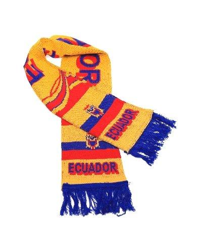 - Ecuador National Soccer Team | Premium Soccer Fan Scarf | Ships from USA