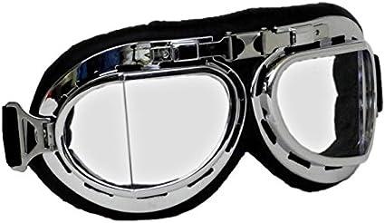 Réplica de gafas de aviación estilo RAF británico de la WW2