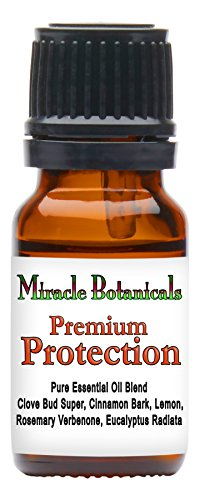 Best miracle essential oils immunity to buy in 2020
