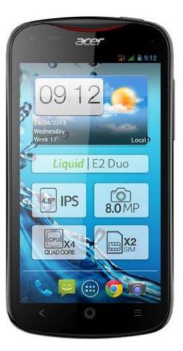 Acer-Liquid-E-2-Duo-Smartphone-libre-Android-pantalla-45-cmara-8-Mp-4-GB-Quad-Core-12-GHz-1024-MB-RAM-dual-SIM-negro