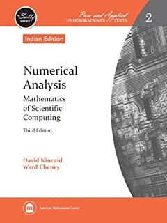 Numerical mathematics and computing e ward cheney david r numerical analysis mathematics of scientific computing fandeluxe Image collections