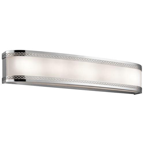 Kichler 45854CHLED LED Linear Bath
