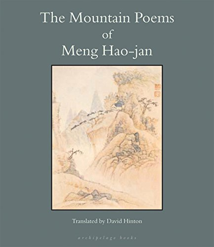 The Mountain Poems of Meng Hao-Jan by Brand: Archipelago