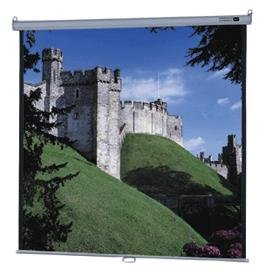 Model B Matte White Manual Projection Screen Viewing Area: 84