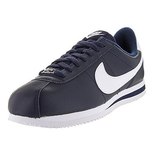 super popular c9ec3 dedd3 on sale Nike Cortez Cuir Basic Chaussures Casual