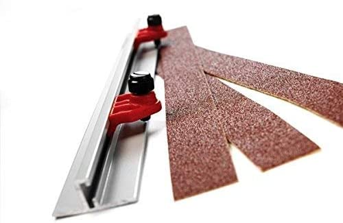 Multi-Sharp 1109 Afilador de Cuchillas para Cortacésped de Cilindros con un Ancho de Corte de 32-38 cm