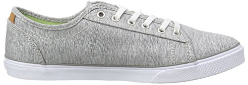 VansW ROWAN HEATHER - Zapatillas mujer gris - Grau ((Heather) gray/white)