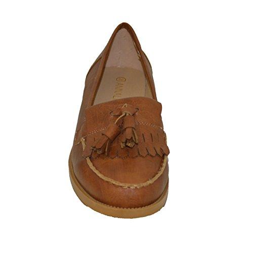 Ciara - Sandalias de vestir de Material Sintético para mujer Camel
