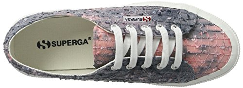Multicolore 2750 Superga 082 Sneaker Grey Pink Donna Fabricfmds1729w ngdSIUz