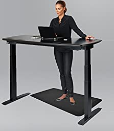 AirMat Anti Fatigue Comfort Mat for Kitchen and Standing Desk. Premium 3/4\