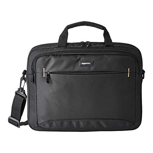 AmazonBasics 14 Inch Tablet Bag, Black