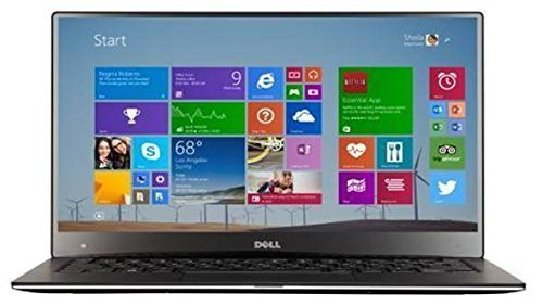 """Model Dell XPS13 Ultrabook Computer - the Worlds First 13.3in FHD WLED Backlit Infinity Display, 5th Gen Intel Core i5-5200U Processor 2.2GHz / 8GB DDR3 / 128GB SSD / Windows 8.1 (Renewed)"""