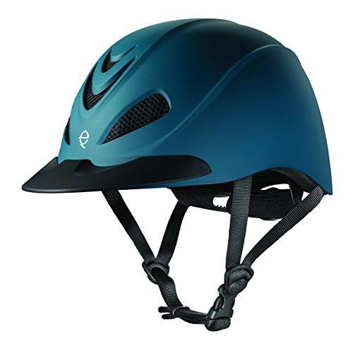 Equestrian Helmet - Troxel Liberty Schooling Helmet Medium Bluestone D