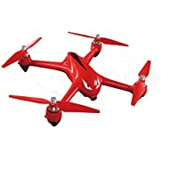SANNYSIS MJX Bugs 2 B2W Monster With 5GHz WiFi FPV 1080P Camera GPS Brushless Quadcopter Red