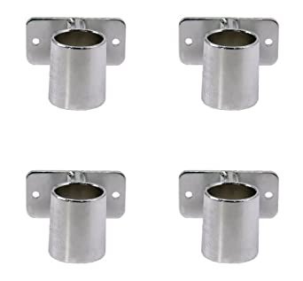 quantum storage systems wrwmb4 post wall mount bracket for wire shelving units
