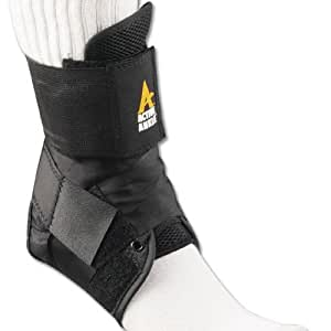 Cramer AS1 Active Ankle Support - Black Extra Large