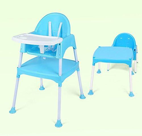 Trona infantil desmontable 3 en 1 de SZ5CGJMY ®, silla para comer ...